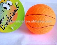 pet toys dog-basket ball