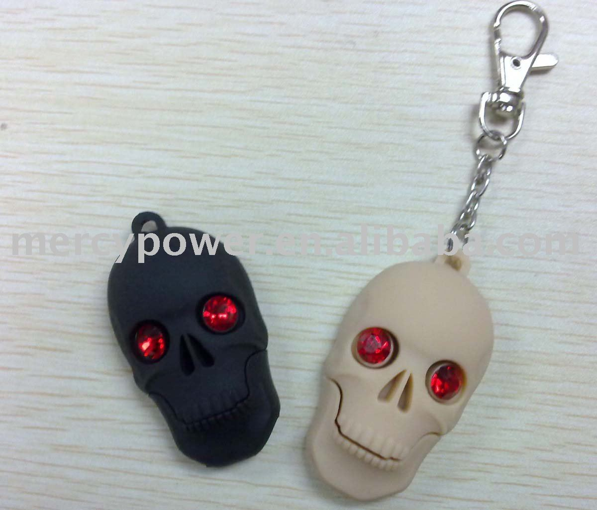 Novelty Skull USB flash driveChina Mainland