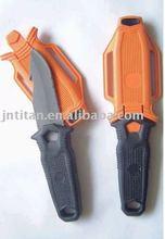 Titânio facas mergulho Tk01