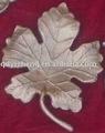 reparto de las hojas de metal