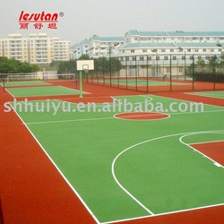 Hot sale! PU sport court material