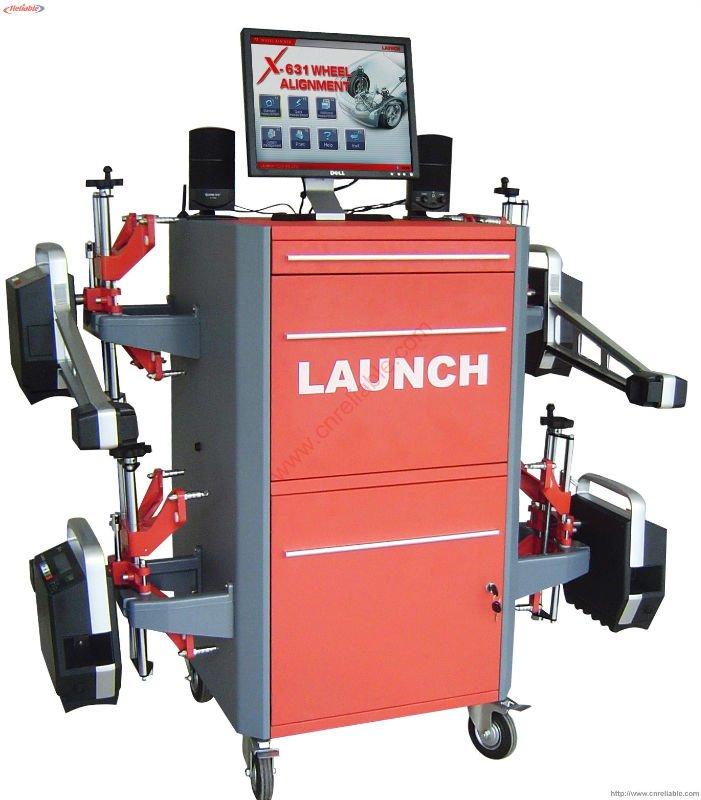 X631 automotive alinhador de rodas - preço de fábrica feito pelo lançamento