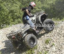 300CC QUAD ATV 4x4 Driving