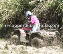 300CC ATV 4x4 Driving