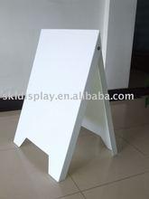 PVC A Board,PVC poster stand