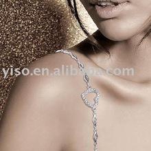 lover heart fashion bra strap