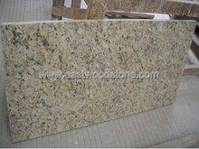flooring stone tile,golden yellow, natural granite