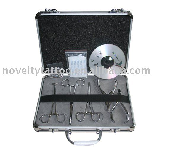 See larger image: Tattoo Supply Body Piercing Kits. Add to My Favorites. Add to My Favorites. Add Product to Favorites; Add Company to Favorites