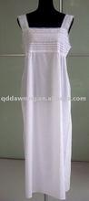 Ladies' nightgown sleepwear night dress