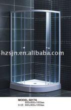 4mm tempered glass shower enclosure