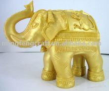 Polyresin Hindu God Decoration Craft