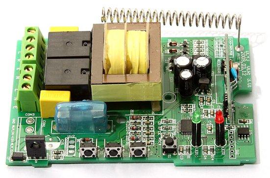 Tablero de Control para AC motor tubular