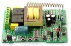 Control board for AC tubular motor