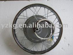 4-7KW spoke motor