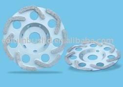 V-shape grinding wheel