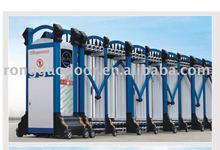 Top sales!!!aluminum folding gate/automatic retractable gate