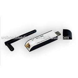 hot USB 150Mbps Wireless lan card Network card Adapter 802.11b/g/n Antenna