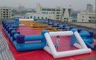 Inflatable sport football field