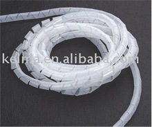 Spiral wrapping bands, Cable markers, PVC tubes