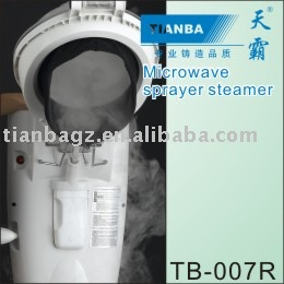 microwave sprayer steamer
