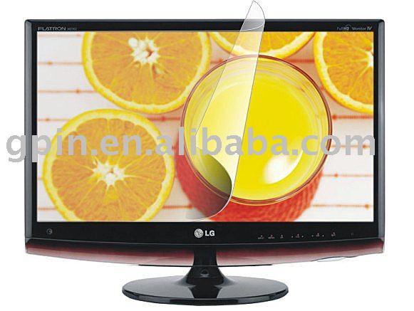 uv protection lcd screen protector ,reduce uv ray anti glare