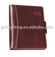 2013 Man-made leather agenda