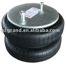 Yutong air bag suspension