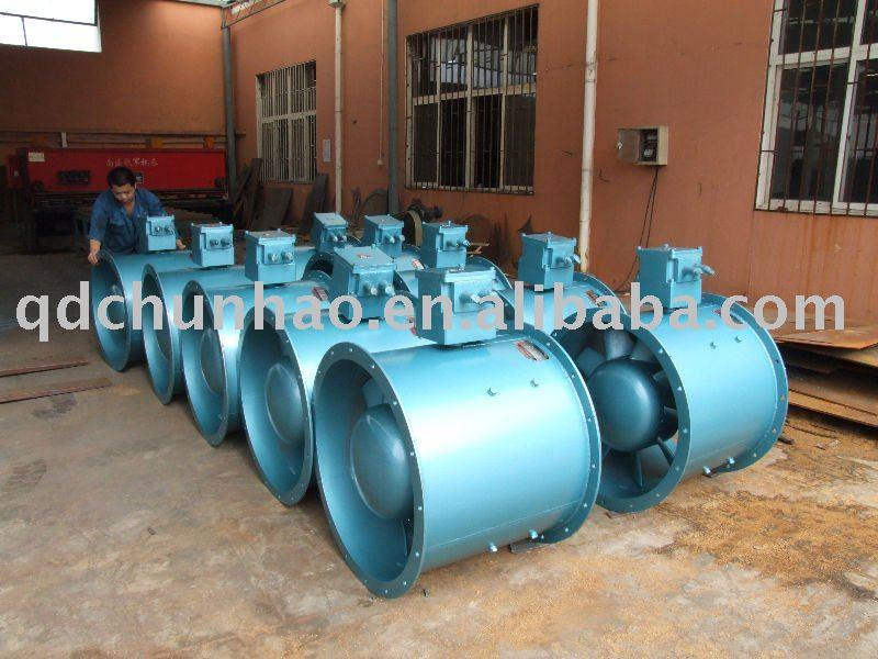 Qatar industrial ventilator