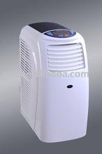 9000btu portable solar air conditioner