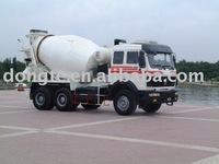 Mercedes benz beiben concrete mixer truck(8-12m3)