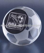sandblasting crystal basketball MH-J0256
