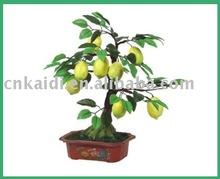 Mini-Potted artificial Lemon