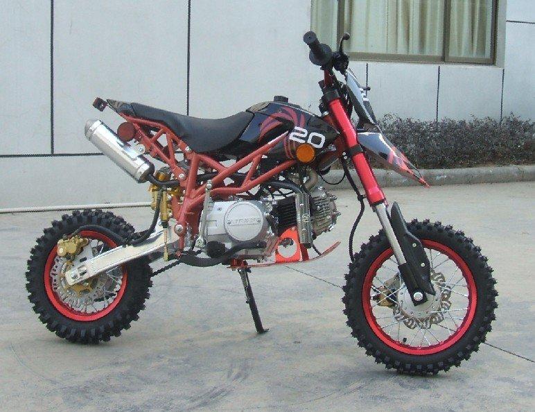 110cc High quality Dirt bike