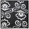 printed design polyester stretch fabric four way spandex