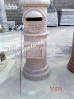 Granite Stone Mailbox