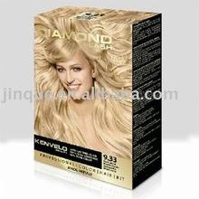 safety formula hair color cream