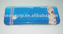 Pencil cases pencil tin box pen boxes stationery case