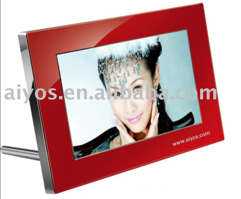 7 inch lcd fame digital photo album discount photo frame china  mainland