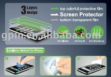 Popular products! screen protectors for iphone3g,screen protective