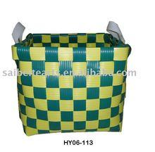 cheap price popular PE woven sundry storage box