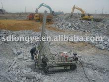 Low Air Pressure Drilling Machine