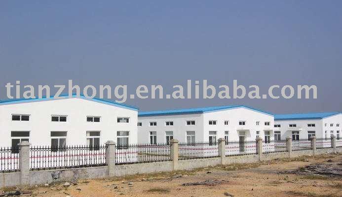 Estructura de acero casa designación( columna)