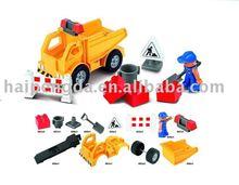 plastic building toy bricks,DIY toy block