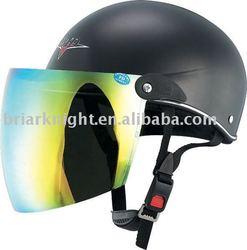 motorbike safety half face helmet