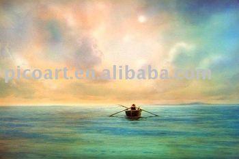 ocean oil paintings