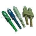 sc de fibra óptica conector