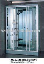 Multifunctional steam shower cabin/bathroom