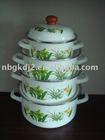 Porcelain Enamel Cookware Sets
