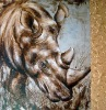 Wall paint,animal painting