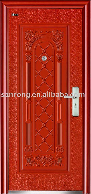 Security Screen Doors Paint Metal Security Screen Door